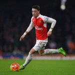 Arsenal star Mesut Özil has created 100 chances in the Premier League this term. A threat to Barcelona in the #UCL? https://t.co/Nvtsad79kH