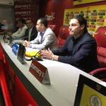"""""""Apoyamos al club con mucho gusto para esta contratación"""" Víctor Chong, del Grupo Difare. https://t.co/GyHCispmEb"""