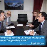 La Junta tiene que dar estabilidad presupuestaria a nuestra Universidad, indispensable para el futuro de #Huelva. https://t.co/AHL85uvoko