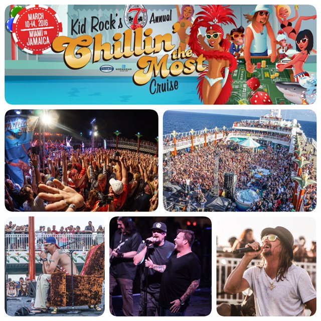 Kid rock news photos and videos page 10 for Kid rock fish fry