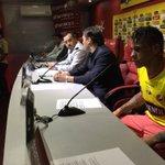 """""""Quería jugar en un equipo grande como @BarcelonaSCweb"""" Jonathan Álvez, nuevo refuerzo del club. https://t.co/1slLm9gWQy"""