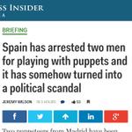 """Noticia en Australia: """"España detiene a dos hombres por jugar con títeres..."""" https://t.co/ewi9q1O9xg https://t.co/0KyL4BYzSg"""