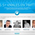 España: Los 5+  en #MarketingDigital @CarlosAuryn @edans @miguelpau @cuadrodemando @fernandomacia https://t.co/9wjOngbN2C