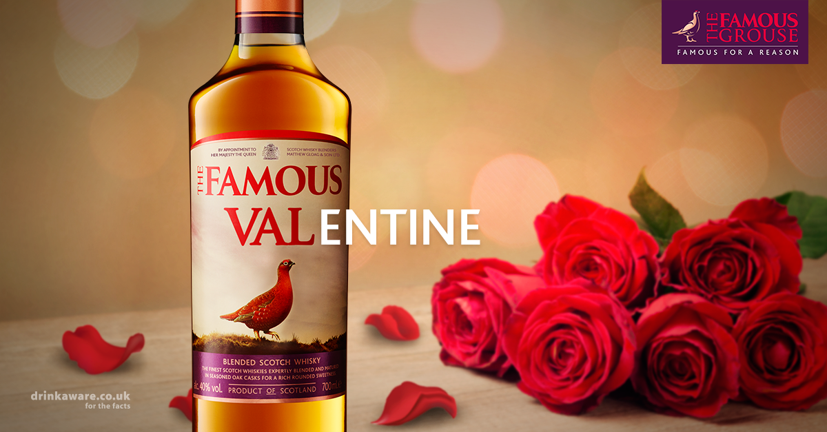 Tell us what's Famous about your Valentine to win 1 of 5 personalised Famous Grouse bottles https://t.co/tLPEFMKliy https://t.co/YZvxDPMi6P
