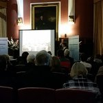 Good turn out tonight at #dunfermline city chambers for Yes-u-are info event  @visitdun https://t.co/rnoyTmL93a