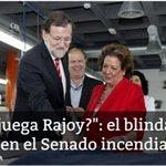 Rajoy juega, y ha jugado, a proteger a los corruptos de su equipo https://t.co/XqKqdxqw1Z https://t.co/2bV5jUsQPY