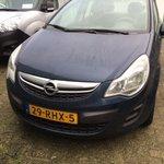 Deze opel corsa 29RHX5 werd eergisterennacht gestolen vanaf de #oude Velperweg te Arnhem. Iemand? @Voegtuigzoeker https://t.co/h8KByXB0B7
