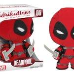 RT & follow @OriginalFunko for a chance to win a Deadpool Fabrikation! https://t.co/yFfBUoXIqy