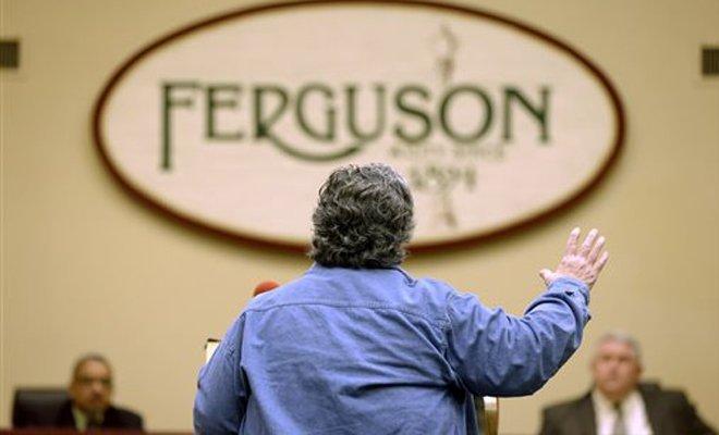 Federal government sues Ferguson, Missouri
