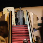 PHOTOS: Buhari returns from six-day vacation https://t.co/FXMzs8AO1F https://t.co/vuwFpPc15U