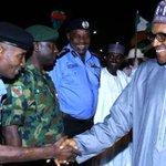 Buhari Returns To Nigeria After Vacation - https://t.co/7E3YloViBd https://t.co/XWvTSE59UN
