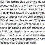 David-Khadir prennent le relais de RC-La Press https://t.co/80ipXk4JMM #qs @amirkhadir @FrancoiseDavid #pq #polqc https://t.co/uWSbx1OXp7