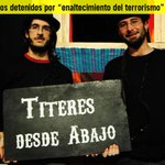 """Los cargos a titiriteros detenidos por """"enaltecimiento del terrorismo"""" deben ser retirados https://t.co/swezBLaxbM https://t.co/p6urlIAlow"""