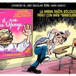 RT ¡Decinos qué te pareció nuestra caricatura de hoy! https://t.co/hKYD3GJwTq #Nicaragua #Política https://t.co/24CfKwdmIE