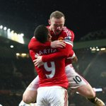""".@AnthonyMartial on @WayneRooney:  """"When you see someone like him, you feel that bit more confident."""" #mufc https://t.co/xSm9FwAkFx"""