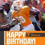 Happy birthday to a great #VFL!  Have a great one, @InkyJohnson! 🎈🍊🏈 https://t.co/1ser9JHvBZ