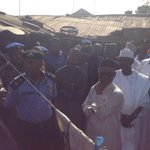 """The Governor today visited the flash points of drug-dealers at the """"Black Street"""" area of Sabon-Tasha in Chikun LGA https://t.co/6aDuVftFYM"""