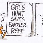 #GW, #GBR @greghuntmp Saved by Tandberg © https://t.co/but5S1fPFI #reshuffle #insiders https://t.co/1d0spIbQsQ #auspol ????
