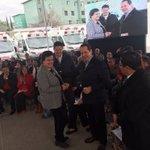 Además, el Gob @eruviel_avila entregó 30 ambulancias a la @saludedomex y al #SUEM, para mejorar nuestro servicio. https://t.co/wIecNIys0u