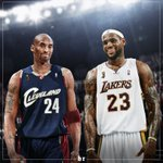 The Lakers and Cavs reportedly discussed a Kobe-for-LeBron deal in 2007. Can you imagine? https://t.co/k5sMrAhRcG