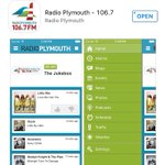 Have you downloaded our new @radioplymouth App listen now on the move #Android #iPhone @Devon_Hour #DevonHour https://t.co/JHePI6fwtx