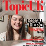 I was delighted to pick up my copy of @Topic_UK magazine today! #Barmy #barnsleyisbrill #yorkshirehour #pontcashour https://t.co/UHKFWFSS4L