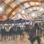 Grainger Market Cafe by Alan Smith Page https://t.co/4GguITeKOk #Art #Newcastle #Painting @luvthenorth444 https://t.co/KkzTY9fblG