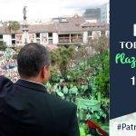 Vamos a demostrarle una vez mas @MashiRafael a los de siempre que en el país de ahora hay #PatriaParaTodos https://t.co/hi18VlfFcQ