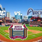 Unreal how blessed we as a team are to get the opportunity to play at Busch Stadium on October 1st, 2016. #StangBang https://t.co/d36QnllPwy