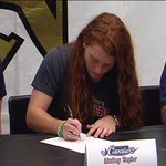 Congrats to Nederlands @lt_coolj for continuing her softball career at St. Gregorys!!! https://t.co/tVzIt9qAOl
