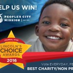 Vote @PCMLincoln the best charity/nonprofit in Lincoln! #LincolnsChoice #LNK https://t.co/xHp7li61UP https://t.co/1XyUnL8TE4