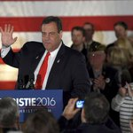 #USA: Αποχώρηση #Christie2016 από την κούρσα των #Republicans #Elections2016 https://t.co/gZta3gnJLc https://t.co/OdD7Dr5bU7