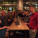 Borrel @VVDArnhem bij @stancoarnhem en dit is nog maar één tafel .... https://t.co/n0jV2AZjav
