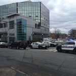Second bomb threat in as many days in Stamford, CT. Yesterday Stamford High School, today Stamford academy. https://t.co/txNcWmetoN