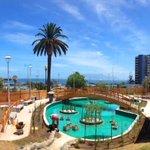 Está quedando bello!! #ParqueJaponés #Antofagasta https://t.co/APewqiryXU