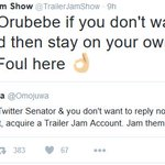 So this is the origin of the name Twitter Orubebe ???????????????????????? @TrailerJamShow you are not nice ???????????????????????????????????????????????? https://t.co/mYR7BW5miq