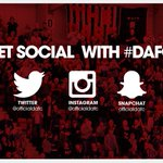 Get social with #DAFC. Like, share, RT, screenshot, follow etc, feel free to do it all! 💪🏻🏁😁 https://t.co/cNtAkIgGG8