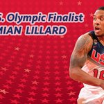 Congrats to @Dame_Lillard who was named a @TeamUSA Olympic finalist https://t.co/9MzOnLO1wI  @trailblazers  #USABMNT https://t.co/Qh7853CPEC
