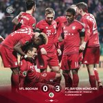 Sauber, Jungs! 3:0 - Halbfinale wir kommen! #BOCFCB https://t.co/BT2Jm7UQkJ
