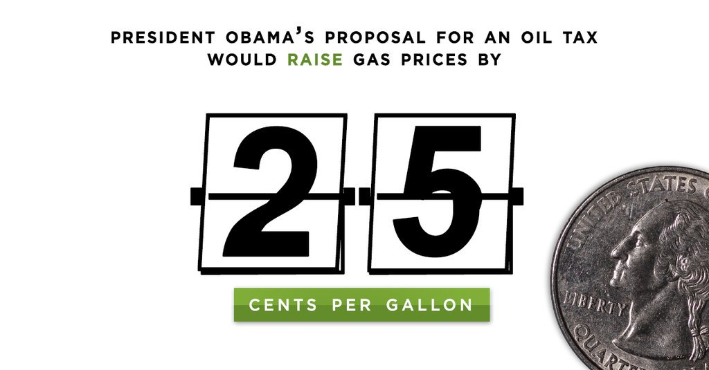 25: That's how many cents the price a gallon of gas would increase if the WH had its way. https://t.co/z1aYsjGQKd https://t.co/0wKizgaD5l