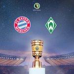 So, its a semi-final at the #AllianzArena! Were looking forward to it @werderbremen_en. #FCBSVW https://t.co/dqZ4lfoWC1