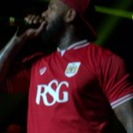 MUSIC: From G-Unit to the Red Army. @thegame loves the City. #BristolCity #TheGame https://t.co/54IYYgbqdK