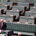 Behind you! #auspol @abcnews @ABCNews24 https://t.co/50ElfRYzPy