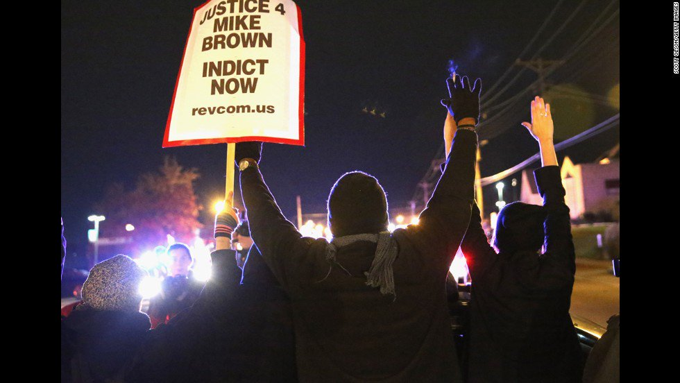 The U.S. Justice Department is filing a lawsuit against the city of Ferguson, Missouri