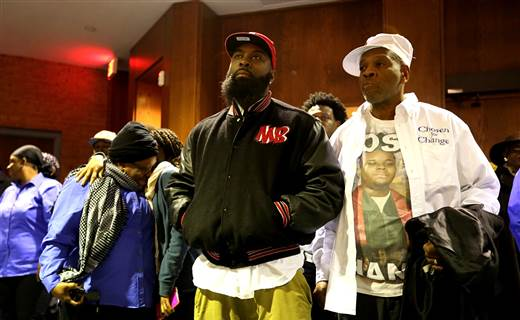 BREAKING: U.S. Justice Department sues Ferguson, Missouri, over police reforms