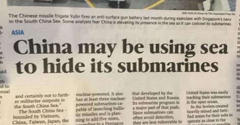 "I miss newspaper heds. https://t.co/DlmJvp3Eay: ""I'm pretty sure that's one of the key concepts behind submarines."" https://t.co/Sgd8BUzvea"