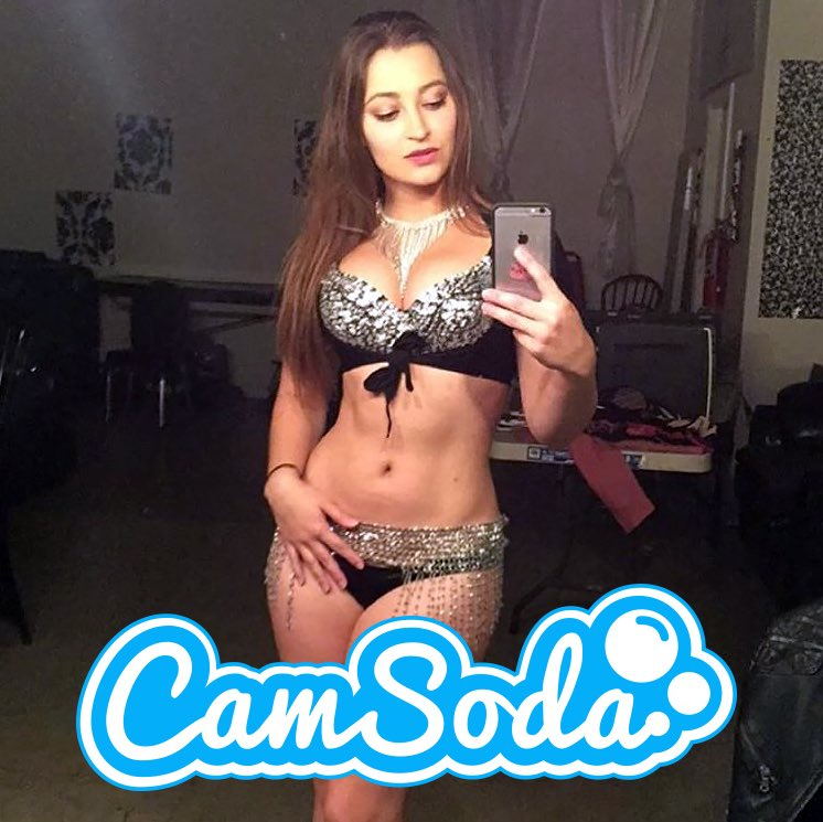 Hey guys! I'm on @CamSodaLive in 15 minutes! See you there ...