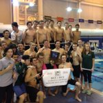 Back to back champions Mainland swimming #hslive https://t.co/PrlqA1NyUY