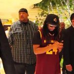 S/O the homie Lil Jon reppin ASU in Vegas!! @LilJon https://t.co/P2NBRQQ86L