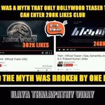 Single man who took tamil cinema vera level none other than our #IlayaThalapathyVIJAY #TheriTeaserHits6Million https://t.co/6lk9PJM8eW